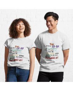 Oddly Specific and Chaotic Design Classic T-Shirt