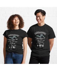 oddly specific ghost boyfriend Classic T-Shirt